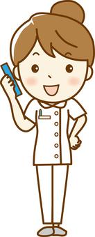 Nurse whole body 17