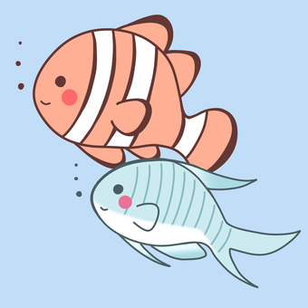 Clownfish and deva