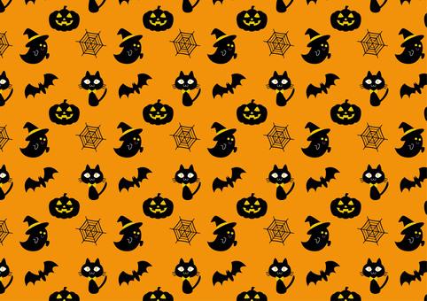 Halloween pattern 02