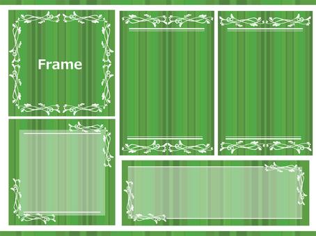 Border frame 08