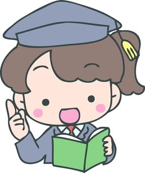 Dr. child (girl)