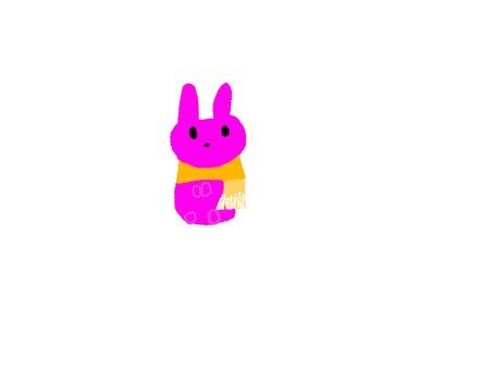 Muffler rabbit