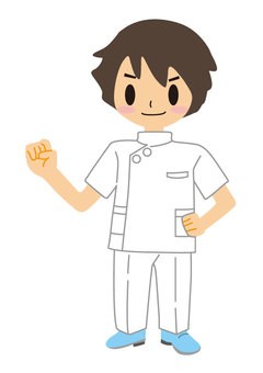 간호사 (남성)