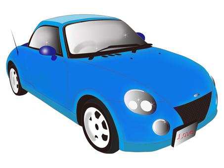 Small Sports Car 3