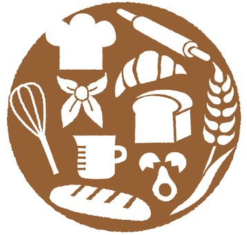 Bakery logo mark