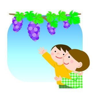 Grape hunting