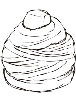 몽블랑 (선화)
