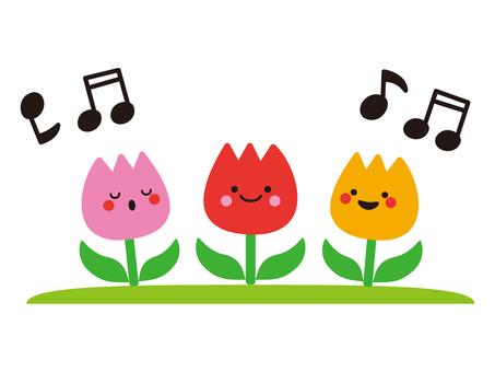 Tulip chorus