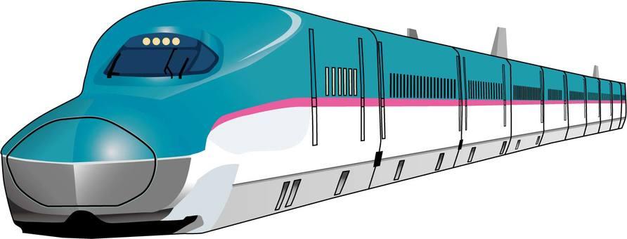 新幹線Hayabusa