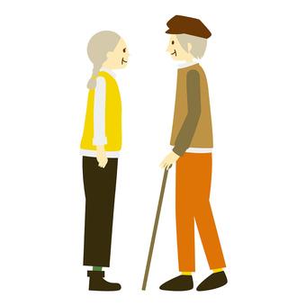Senior couple _2