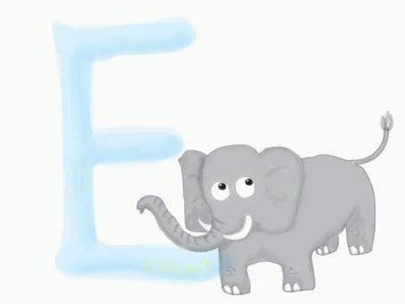 elephant-E