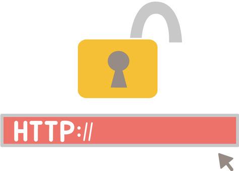 沒有實現互聯網SSL的插圖