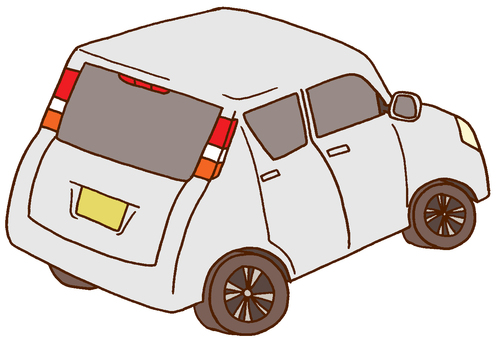 Automobile, light passenger car