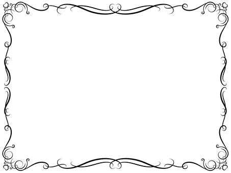 優雅的框架4