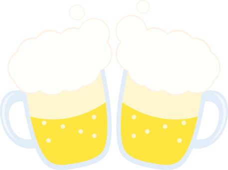 Beer <Toast! >