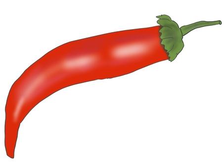Red pepper (hawk claw)