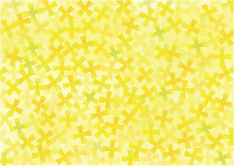 黃色花背景