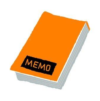 Memo paper 3