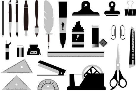 Stationery various