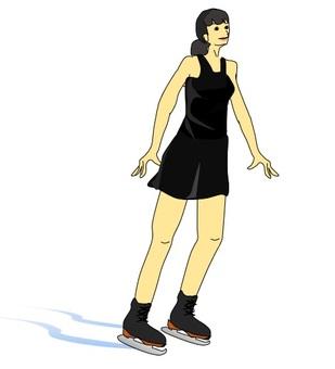 피겨 스케이팅 여자 2