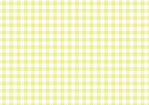 Gingham <pastel green>