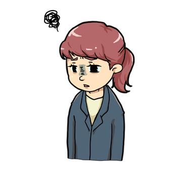 Melancholy [female]