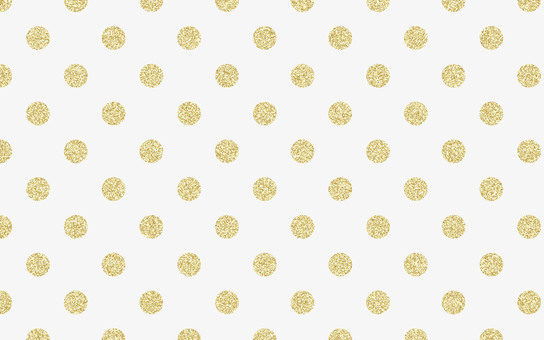 Dot pattern lamellar gold