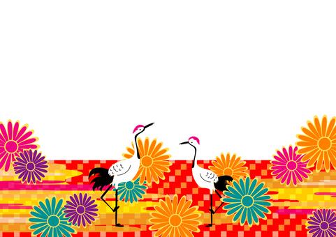 Japanese style background 3