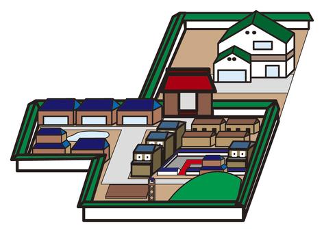 Edo settlement