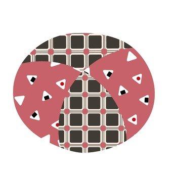 Otama (Japanese Pattern) Pink
