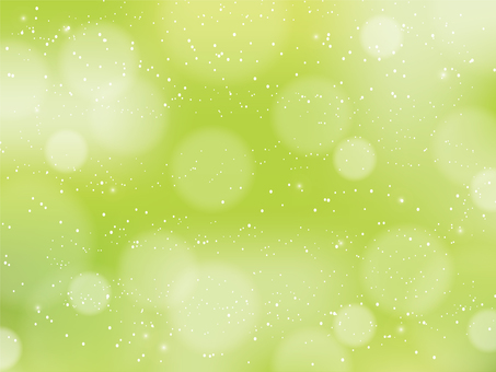 Yellowish green sparkling background