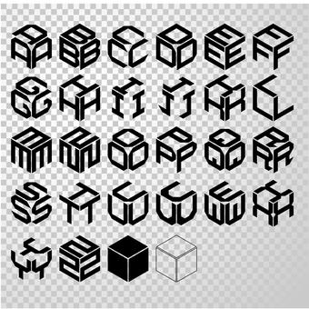 Cube spell_ 01