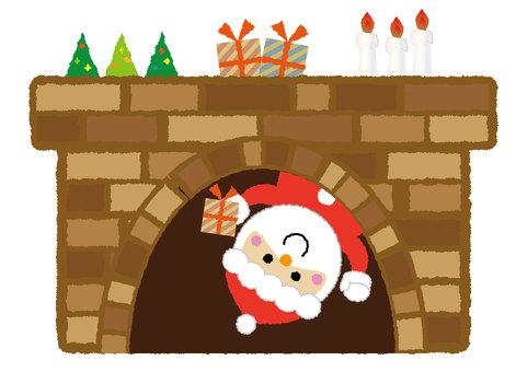 Santa 26_04 (from chimney)