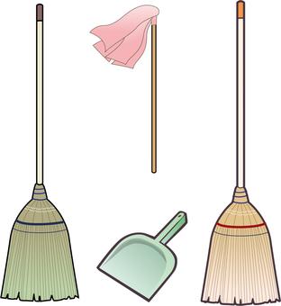 Sweeping appliance