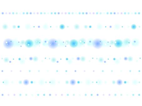 Light blue line set