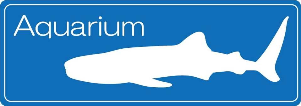 Aquarium billboards