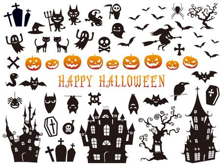 Halloween material-9