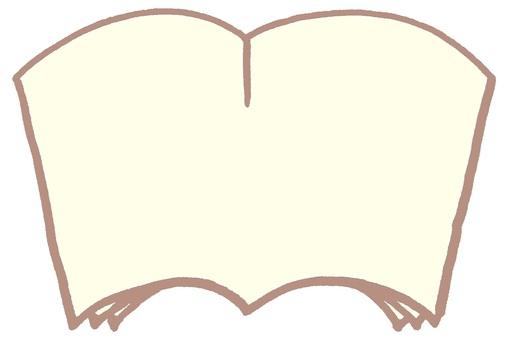 Notebook book yellow