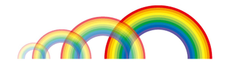Rainbow arch group