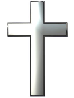 Cross (silver)