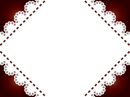 컬러 레이스 프레임 12