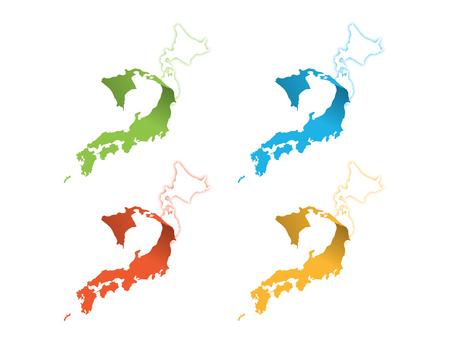 Turn over Japan _ white