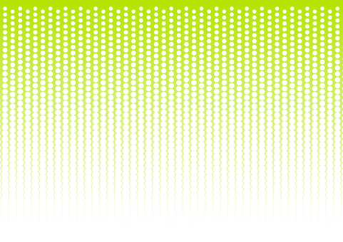 Green dot gradient background material