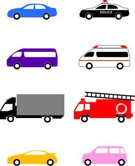 Car color version