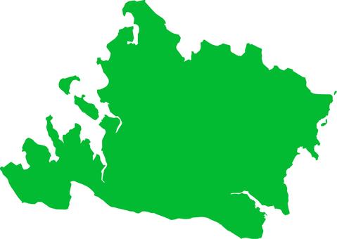 Iriomote Island _ green