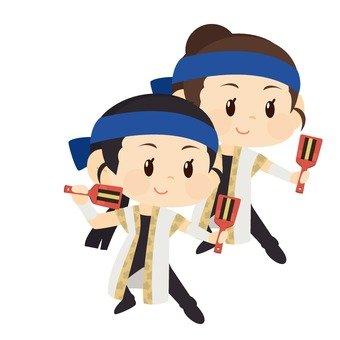 Yosakoi Naruko Dancing 6