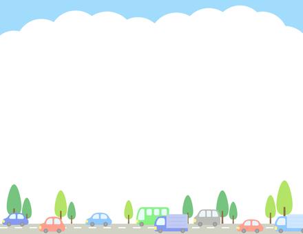 Drive _ sky