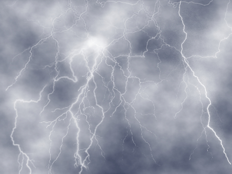 Lightning Background 3