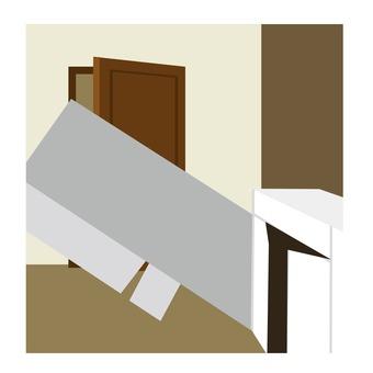 Furniture fall