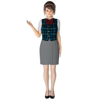 Receptionist 04